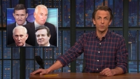 'Late Night': Closer Look at the End of Trump's Presidency