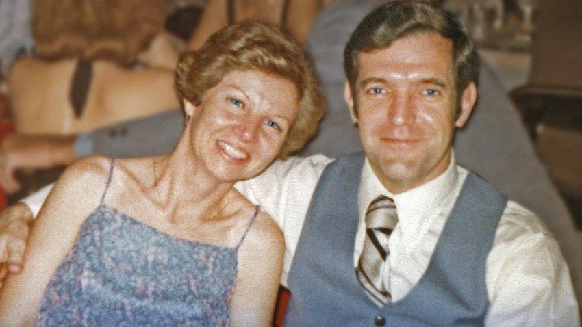 June Scobee Rodgers and Dick Scobee