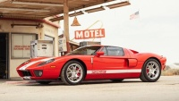 This Petersen Fundraiser Prize? A Rare 2005 Ford GT