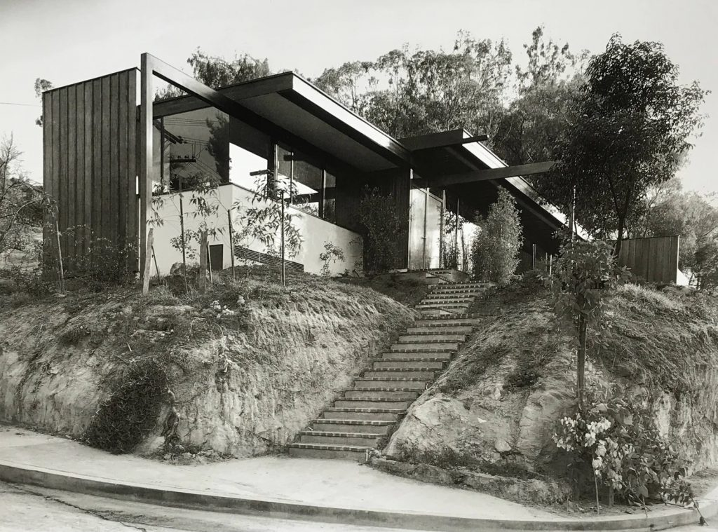 Neutra Reunion House Recommended To Be Historic-Cultural Monument