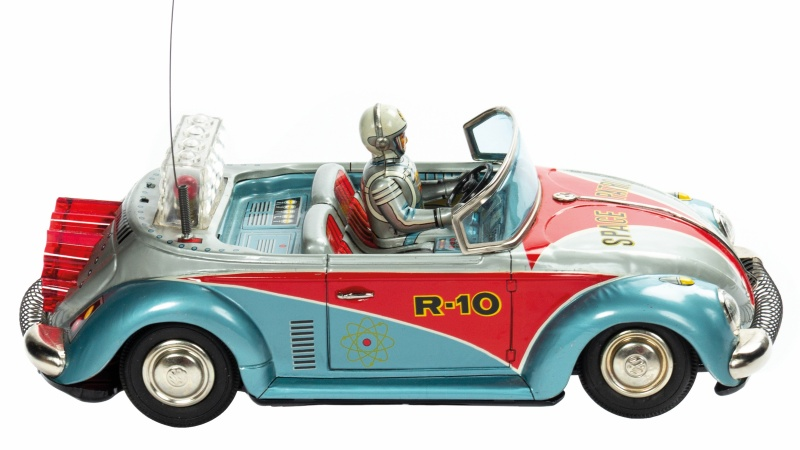 'A Massive Toy Collection' Is Vroom-Vrooming to Auction