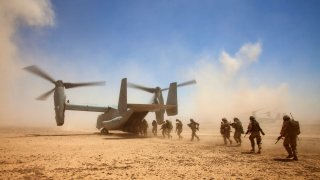 US Begins Afghanistan Withdrawal, Deploys Military Assets to Protect Troops 1