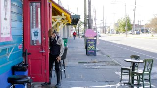 Small Business Struggles New Orleans