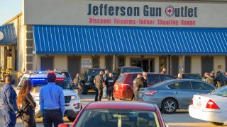 Gun Store Shooting new orleans