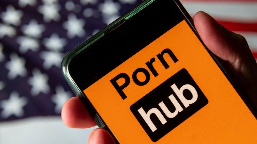 Pornhub Profits From Videos of Underage People, Orange