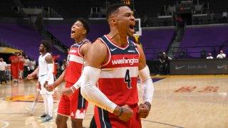 Washington Wizards v Los Angeles Lakers