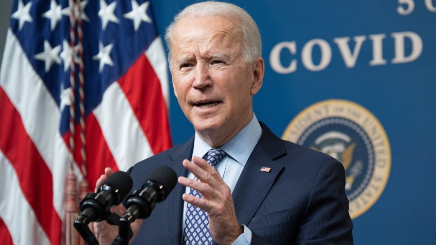 Biden to America After Chauvin Verdict: 'We Can't Stop Here' 1