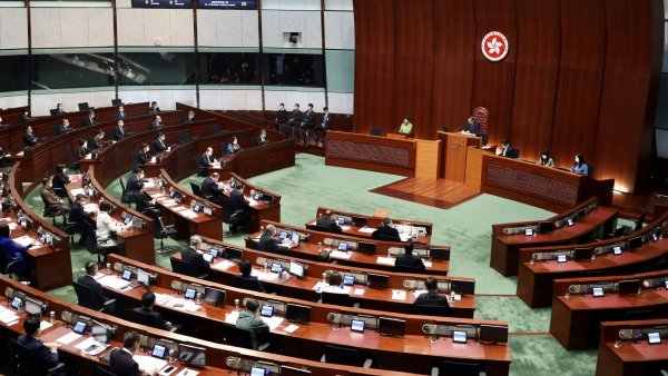 Hong Kong Vigil Organizer Arrested on Tiananmen Anniversary 1