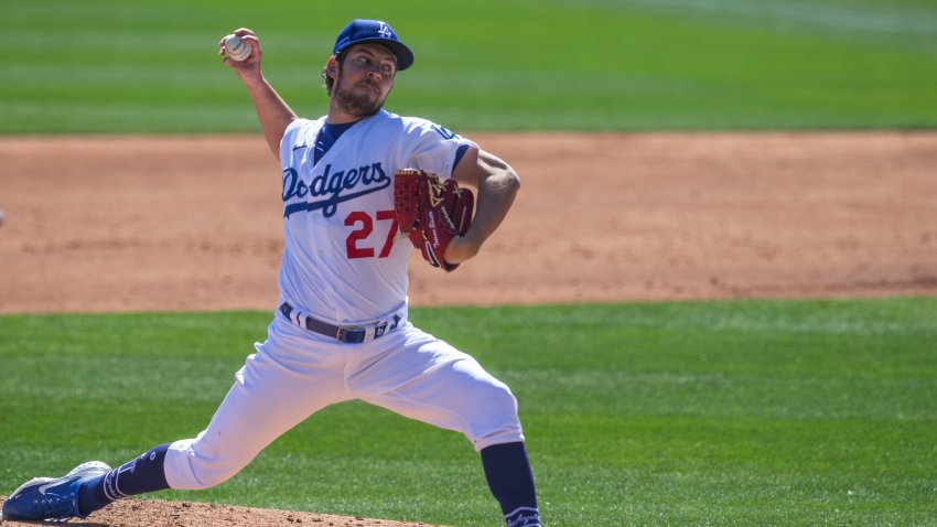 Colorado Rockies v Los Angeles Dodgers