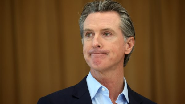Facing a Recall Effort, Gov. Newsom to Address the Democratic Party Faithful 1