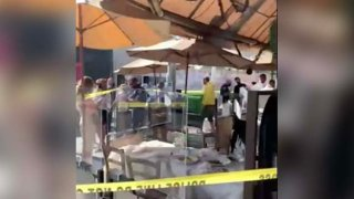 shooting at Beverly Hills restaurant