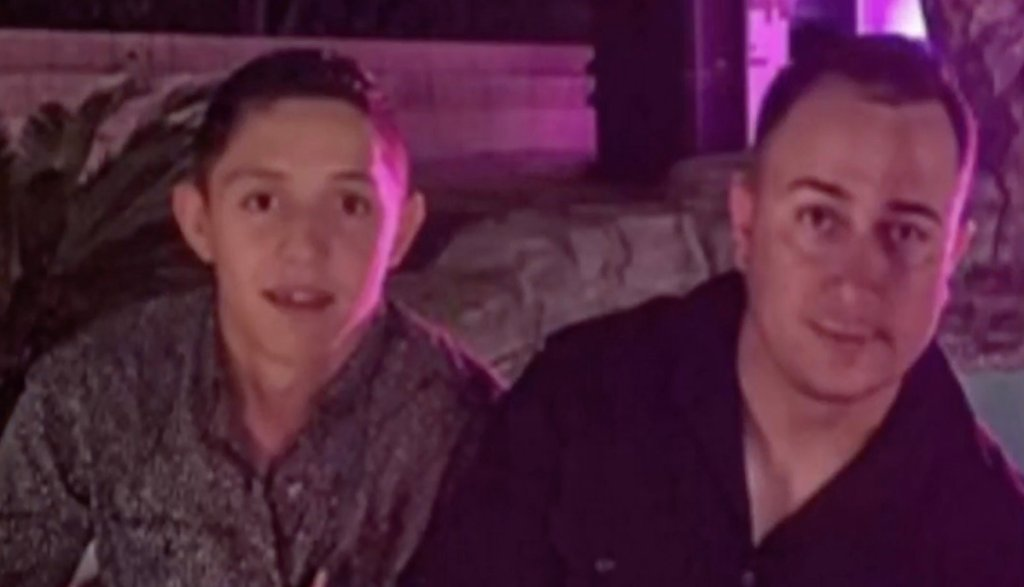 Family members say Ceasar Paez, 20, and Alex Paez, 38, were killed in a fireworks explosion in Ontario.