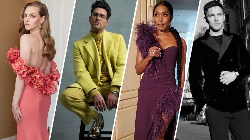 Golden Globes 2021: See the Red Carpet and At-Home Looks