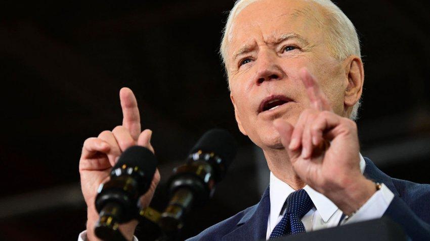 At 1st Cabinet Meeting, Biden Says Team 'Looks Like America' 2