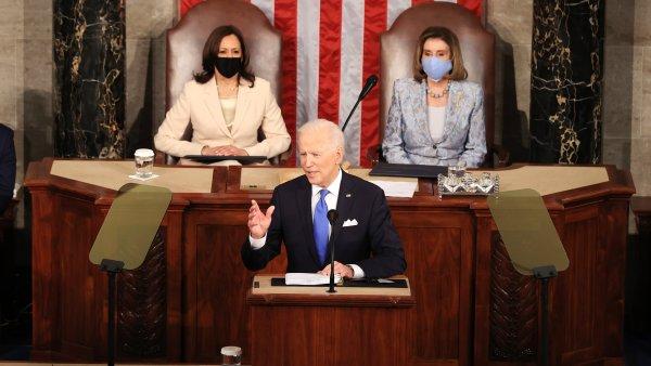 Biden's Declaration: America's Democracy 'Is Rising Anew' 1