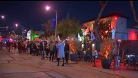 WeHo Pedestrian-Only Zone for Social Distancing and Outdoor Events