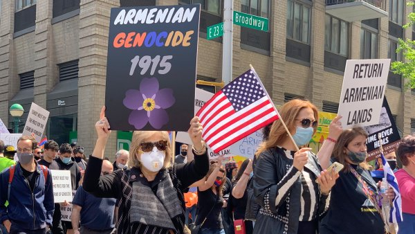 Biden Recognizes Atrocities Against Armenians as Genocide 1