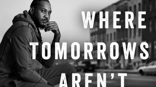 "cover image released by Gallery Books shows ""Where Tomorrows Aren't Promised: A Memoir of Survival and Hope,"" by Carmelo Anthony"