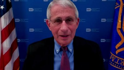 Fauci: Johnson & Johnson Pause Proves System Is Working