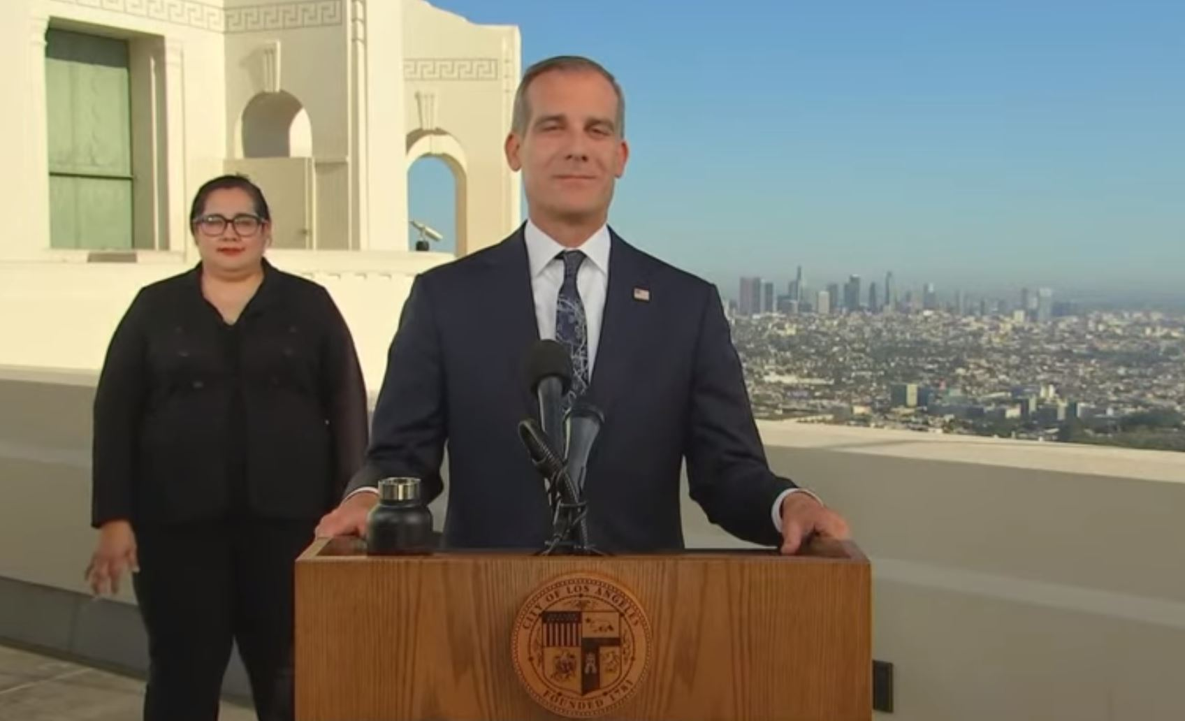 Mayor Garcetti Proposes $1 Billion in Spending to Combat LA's Homeless Crisis
