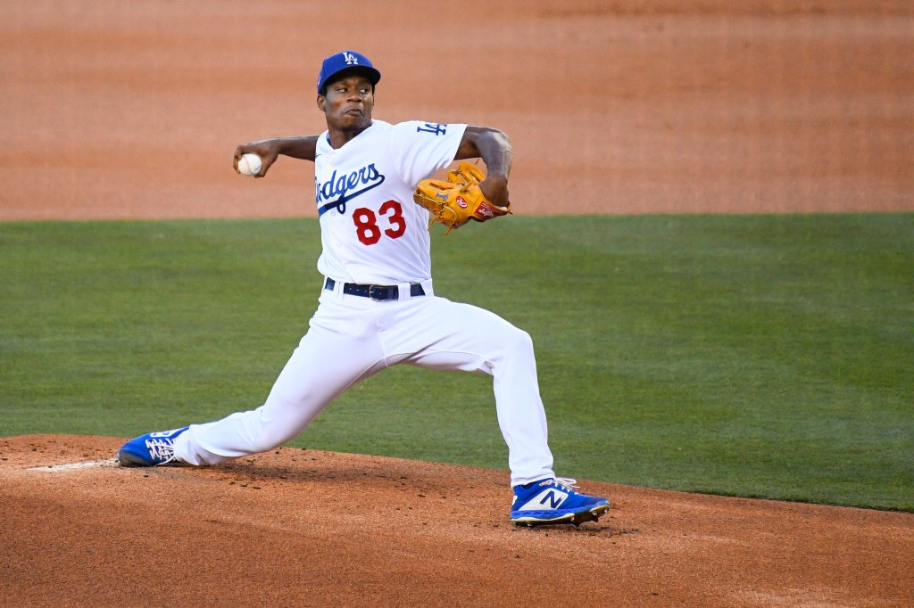 MLB: JUL 16 Dodgers Summer Camp