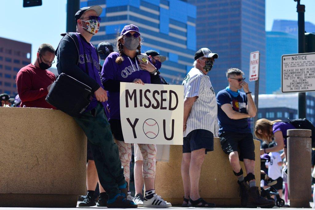 Los Angeles Dodgers v. Colorado Rockies