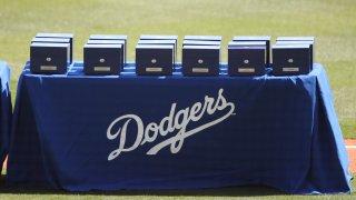 Washington Nationals v. Los Angeles Dodgers