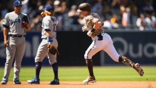 Los Angeles Dodgers v San Diego Padres
