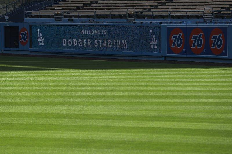 Photos: Dodger Stadium Renovations Will Dazzle Fans