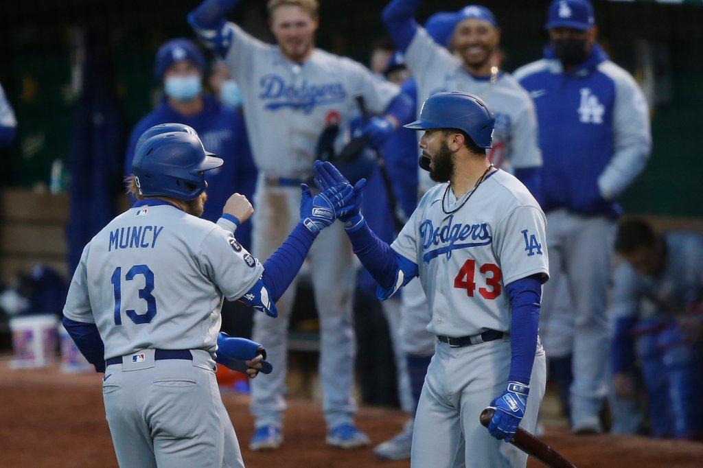 Los Angeles Dodgers v Oakland Athletics