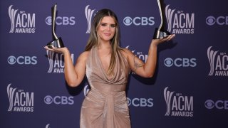 56th Academy Of Country Music Awards - Backstage