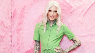 Make up Artist Jeffree Star