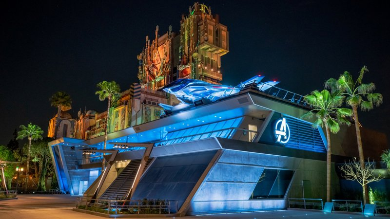 Disneyland Resort's Avengers Campus Gets Its Opening Date