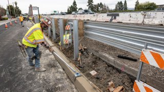 Views Of Transportation As U.S. Infrastructure Bill Could Pass Committee In May