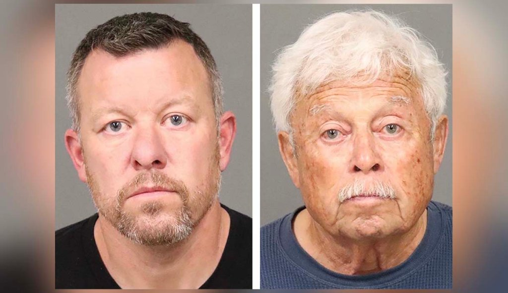 Paul and Ruben Flores are pictured in photos provided by the San Luis Obispo County Sheriff's Department.