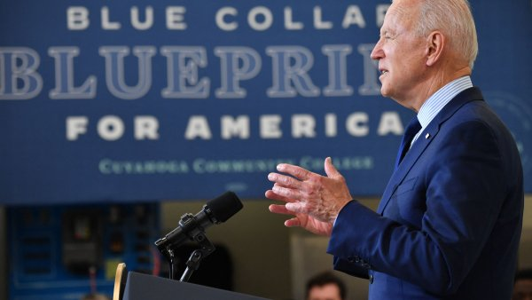 Here's What's in Biden's $6T Budget: Social Spending, Taxes on Business 3