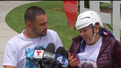 Woman Shot in Head in Mass Shooting Leaves the Hospital to Recover at Home