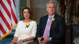 Nancy Pelosi, Kevin McCarthy
