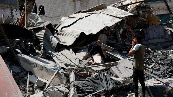 Biden Hails Israel-Hamas Cease-Fire, Sees 'Opportunity' 1