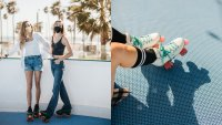 Roller Skate by the Ocean at This Pop-up Rink