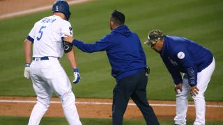 Corey Seager Injured