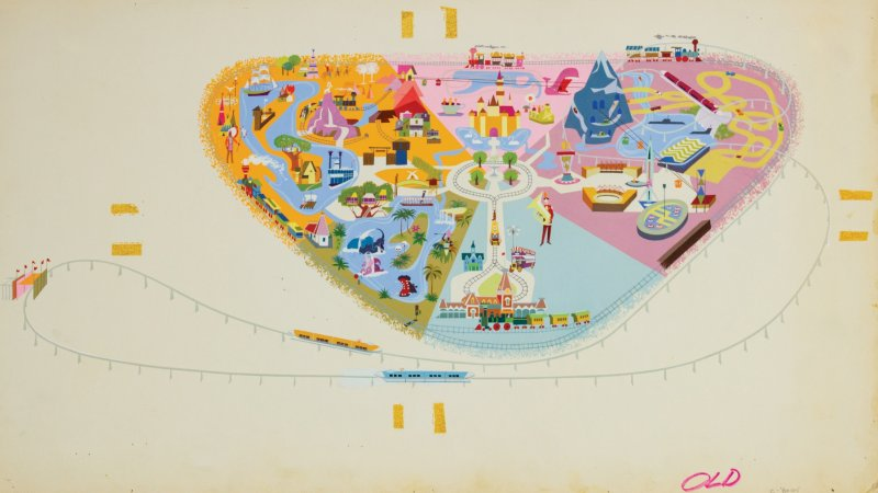 This New Disneyland-Themed Auction Is Full of Joyful Gems