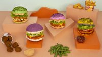 Flower Burger, a Plant-Based Concept, Blooms in Culver City