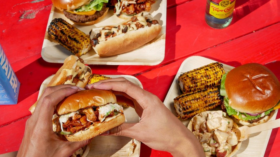 Veggie Grill Has Summertime Plant-Based BBQ Kits