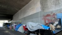 Fighting Over LA's Homeless Crisis