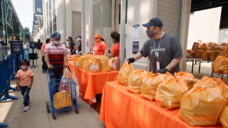 Stimulus Checks Dramatically Reduced Hunger and Hardship, Census Data Shows 1