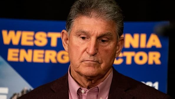 Manchin's Opposition Clouds Future of Dems' Elections Bill 1