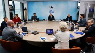Biden to Press G-7 Leaders to Adopt a Unified Approach to Counter China's Rising Influence 1