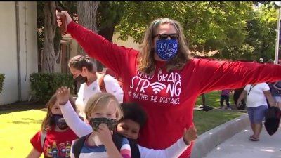 UTLA and LAUSD Agreement for Full Return to Campus