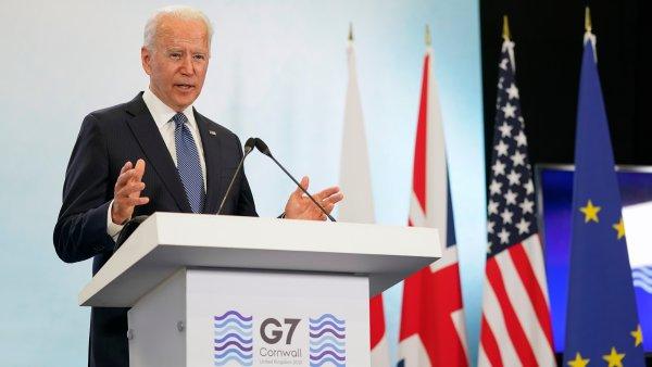 After G-7, Biden Says He's Reestablishing US Credibility 1